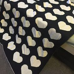 Hacookies,Black and White Heart Shape Pattern Personalized Cashmere Fleece Toddlers Crib Bedding Swaddle Blankets Wrap Trow for Newborn Gifts  http://aluxurybed.com/product/hacookiesblack-and-white-heart-shape-pattern-personalized-cashmere-fleece-toddlers-crib-bedding-swaddle-blankets-wrap-trow-for-newborn-gifts/