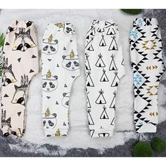 Unisex Leggings – Over the Moon Children