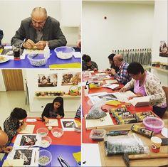 Yetişkinler için Mozaik Atölyesi // Asist-oriented Mosaic workshop