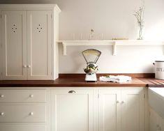 The Wymeswold Shaker Kitchen by deVOL