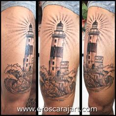Lighthouse Tattoo  #Brisbane #Tattoo #Artist #Tattooist #TattooStudio