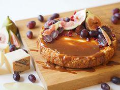 Reseptihaasteen voittaja on valittu – katso mikä juustoherkku koukutti lukijat! | Anna.fi Cheesecake, Pudding, Chocolate, Desserts, Food, Tailgate Desserts, Deserts, Cheesecakes, Essen