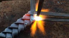 A Riehl Blacksmith | Flat Braid Design by: Wayne Phifer