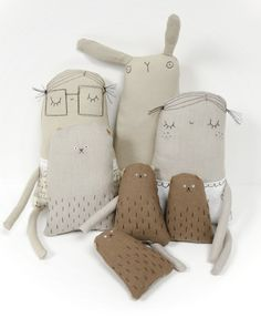 AprilandMay MINI: poosac, handmade toys