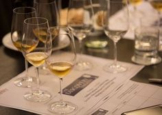 A vertical tasting of Chateaux Suduiraut and Coutet