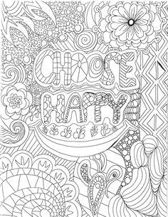 Adult Coloring Page by Luther Student Erin Runquist Coping Skills Worksheets, Kids Coping Skills, Handwriting Practice Worksheets, Worksheets For Kids, Diy Coloring Books, Coloring Pages For Kids, Christian Affirmations, Go Math, Color Club