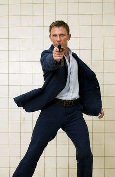 Daniel Craig, 007 James Bond Craig, James Bond Suit, James Bond Actors, 0e941764afcf