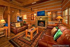 Luxury 1 Bedroom Cabin - Lots of Lovin $2295