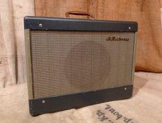 Guyatone Tube Amplifier 1962 2-Tone   Reverb