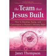 The Team That Jesus Built: How to Develop, Equip, and Commission a Women's Ministry Team. It directly addresses rebuilding an existing ministry as well as identifying and training women to fill vital roles within the ministry.