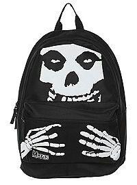 Skull back pack