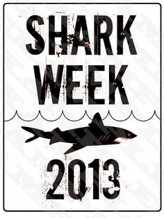 It's Shark Week 2013! Which do you prefer, Shark Week or Shark Fest? Tell us at Tellwut!  http://www.tellwut.com/surveys/entertainment/tv/44744-which-is-better-discovery-channel-s-shark-week-or-national-geographic-s-shark-fest-.html