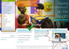 free common core reading lessons