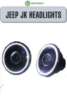 The head lamps have the projector lens and the light will be well focused. And it can provide much more energy saving driving condition. Easy installation (Professional installation recommended) LED will stay cool situation and longer life span with NONE color fading Make sure it is intact before you sign. Otherwise, there will not be warranty against the transportation Projector Lens, Jeep Jk, Led Headlights, Tail Light, Save Energy, Transportation, Lamps, Sign
