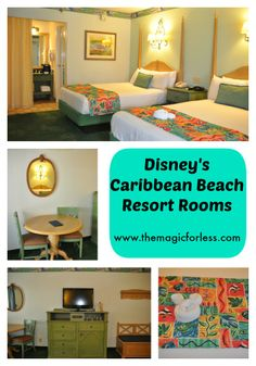 060161202a1040 15 Best Disney s Caribbean Beach Resort  CBR - Walt Disney World ...