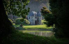 flowersnymph: Hidden château par erynlasgalenphotoart