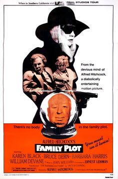 Alfred Hitchcock's Family Plot (1976)
