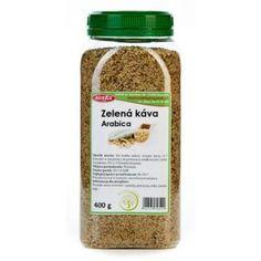 Zelená káva mletá ARABICA 400 g AKCIA