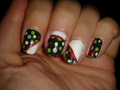 Christmas dots 2