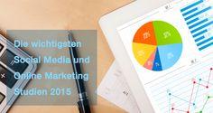 Übersicht der wichtigsten Social Media und Online Marketing Studien 2015. Diese Liste wird stetig weitergepflegt und bietet Deutschlands beste Übersicht! via SocialMedia Institute (SMI)