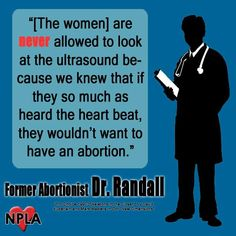 quote by a former abortionist