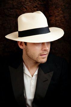 Men's style: Nice hat [<3]