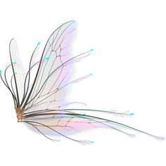 png_fairy_wings_2_by_naughtygirlgraphics-d3hqdxv.png ❤ liked on Polyvore