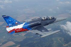 Aero-159T1 ALCA L. Milan Nykodym Milan, Paint Schemes, Color Schemes, Jet Plane, War Machine, Air Force, Fighter Jets, Aviation, Aircraft