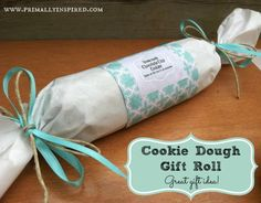 Browned Butter Chocolate Chip Cookies (Grain Free) & A Cookie Dough Gift Roll Idea | Primally Inspired