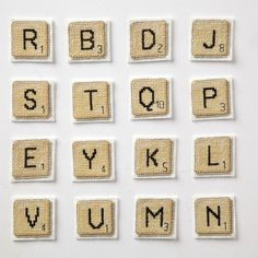 Games letters | TheMakingSpot