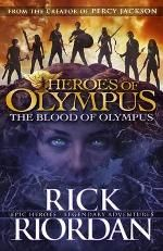 The Blood of Olympus. This is the 5th book in this series, and we don't have it!