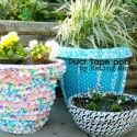 50+ Craft Projects Using Duck Tape or is it Duct Tape - DIY Crafty Projects