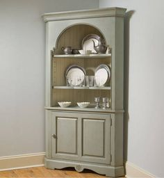 Corner China Cabinet - Reader\'s Gallery - Fine Woodworking | М ...
