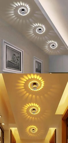 Item Type: Ceiling Ligh Is Dimmable: No Voltage: 90-260V Certification: CCC,RoHS,CE Application: Foyer Style: Art Deco Install Style: Embeded Finish: Brushed Nickel Features: Top Quality Ceiling Lamps Switch Type: None Number of light sources: 1 Is Bulbs Included: Yes Material: Aluminum Lighting Area: 1-3square meters Usage: Emergency Light Source: LED Bulbs Power Source: DC Warranty: 2year Technics: Through-Carved Body Material: Aluminum