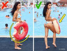12 secrets pour poser à la plage qui feront de toi une star des réseaux sociaux (Kim Kardashian fait exactement la même chose)