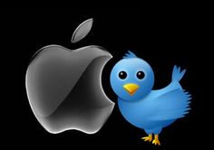 apple and twitter