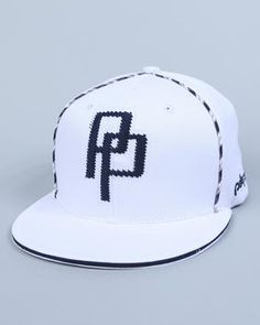 Pelle Pelle - Check Trim PP Twill Hat
