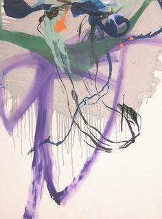Lee Kaloidis, no. 51, oil. #art #abstract