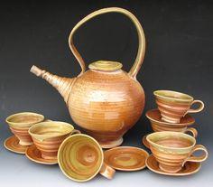 Anagama Tea Set