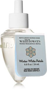 Winter White Petals Wallflowers Fragrance Refill - Home Fragrance 1037181 - Bath & Body Works