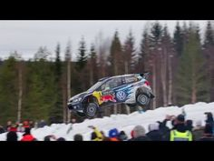 Cars can't fly? Look at the VW Polo R WRC - YouTube
