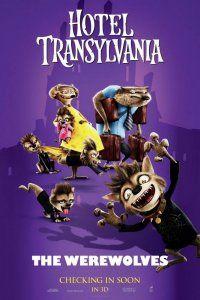 Hotel Transylvania Movie Poster Movies Masterprint