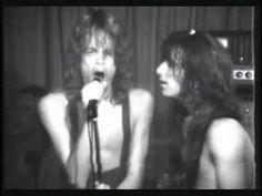 """Before there was punk, there were the New York Dolls. Here they perform """"Trash"""" at Max's Kansas City in New York."""