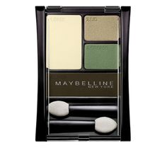 Maybelline Emerald Smokes eye-shadow. Really loving this palette.