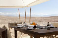 Scarabeo Camp - glamping in the desert