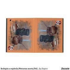 Bodegón a espátula/Natureza morta/Still life iPad Coberturas