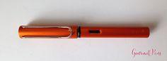 Review Lamy Al-Star LE Copperorange Fountain Pen @Fontoplum0 @AppelboomLaren @Lamy @LamyUSA (2)