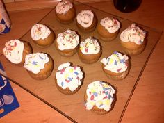 muffinki - robota synka :)