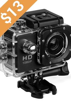 Browse huge discounts on electronics, fashion, home decor & more. Shop & save with Wish! Diy Electronics, Electronics Projects, Video Game Rooms, Girl And Dog, Camera Gear, Vintage Cameras, Technology Gadgets, Camera Photography, Hd 1080p