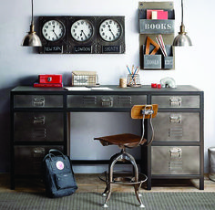 Style Stuff On Pinterest Industrial The Oxford And Hairpin Legs
